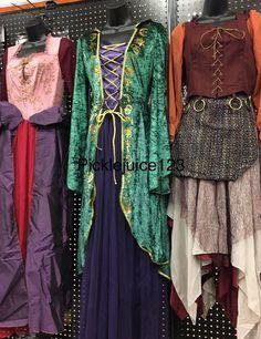 HOCUS POCUS SANDERSON SISTER WITCH DRESS HALLOWEEN COSTUME YOU CHOOSE!#SANDERSON#SISTER#HOCUS Hocus Pocus Halloween Costumes, Witch Costumes, Game Costumes, Halloween Dress, Halloween Kostüm, Halloween Cosplay, Diy Costumes, Adult Costumes, Costumes For Women