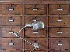 Maison industrielle http://www.maison-deco.com/reportages/reportages-maisons/Une-deco-industrielle-comme-on-aime