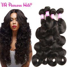 $17.50 (Buy here: https://alitems.com/g/1e8d114494ebda23ff8b16525dc3e8/?i=5&ulp=https%3A%2F%2Fwww.aliexpress.com%2Fitem%2Findian-virgin-hair-4-bundle-deals-ms-here-hair-company-cabelo-humano-raw-indian-hair-wet%2F32693159263.html ) indian virgin hair 4 bundle deals ms here hair company cabelo humano raw indian hair wet and wavy weave unprocessed virgin hair  for just $17.50