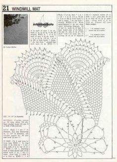Gallery.ru / Фото #46 - Decorative Crochet Magazines 7 - tr30935