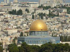 Jerusalém - Domo da Rocha 02