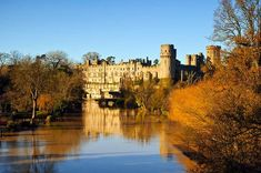 Warwick Castle - Its History & Owners. Plus How To Stay There
