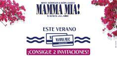 Este verano consigue 2 invitaciones para Mamma Mía! el musical