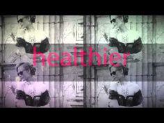 Une belle vidéo de la santé vintage
