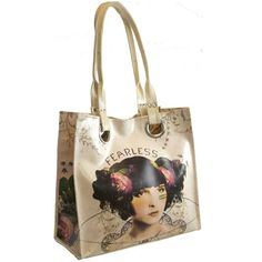 My favorite tote - can be purchased at Angelina's in Barrington. Katie carries a huge selection of papaya art products.
