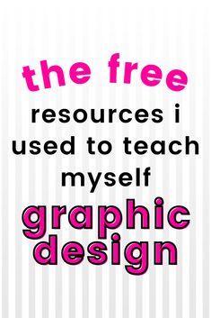 Graphic Design Lessons, Graphic Design Fonts, Web Design, Graphic Design Tutorials, Graphic Design Illustration, Tool Design, Graphic Designers, Inkscape Tutorials, Photoshop