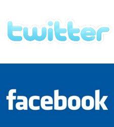Facebook y Twitter condicionarán los precios de los seguros del automóvil.