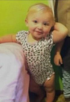 RIP 17 month old Layla Fast: Police found her with severe injuries to her face and neck, along with bruising over most of her body. Help For Veterans, Murder Stories, 17 Month Old, Angel Kids, Real Monsters, Gone Too Soon, Missing Child, Together We Can, Sleep