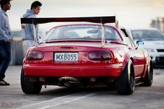 Track Spec MX5 by slowNserious