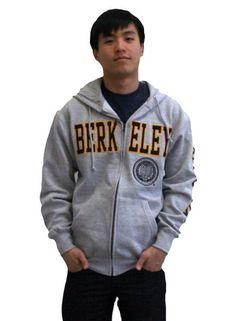 UC Berkeley Zip hood | MV Sport
