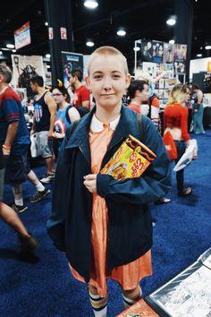 Eleven (Stranger Things) - Boston Comic Con