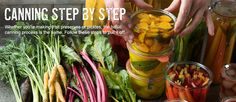 Canning Step By Step