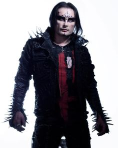 Dani Filth Metal Bands, Rock Bands, Black Metal, Heavy Metal, Dani Filth, Limp Bizkit, Cradle Of Filth, Secret Obsession, Jon Snow