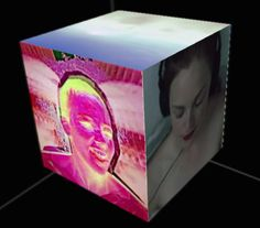 Play With Google's Psychedelic New Interactive Music Video Cube