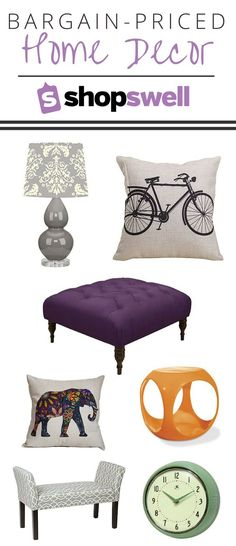 chic fabulous and cheap home decor finds