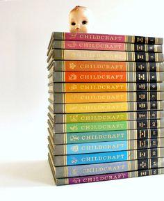 LOVE vintage childcraft books - must find a complete set asap!