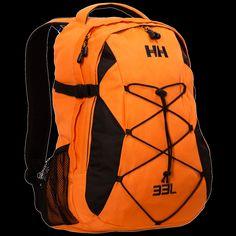 Helly Hansen Dublin Orango hátizsák - 33 literes - fekete-narancs 1195430b43