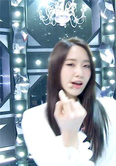 Yoona SNSD Girls Generation Mr Mr Closeup Beauty GIF