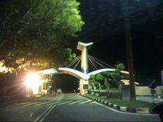 Universiti Utara Malaysia (UUM) in Sintok, Kedah