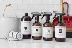 Clean Essentials Kit | Murchison-Hume                        *These are definitely my favorite cleaning supplies!