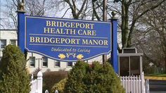 Workers at a Bridgeport nursing home held a protest Sunday morning, saying their paychecks are bouncing.