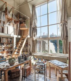 Artist's studio, Glebe Place