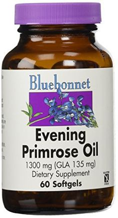 Bluebonnet's Evening Primrose Oil is oil from the seed of the evening primrose plant. It is used for skin disorders such as eczema, psoriasis, and acne. It is also used for rheumatoid arthritis, weak bones, Raynaud's syndrome, MS, and many other diseases and disorders. Women take... more details at http://supplements.occupationalhealthandsafetyprofessionals.com/herbal-supplements/evening-primrose/product-review-for-bluebonnet-evening-primrose-oil-softgels-1300-mg-60