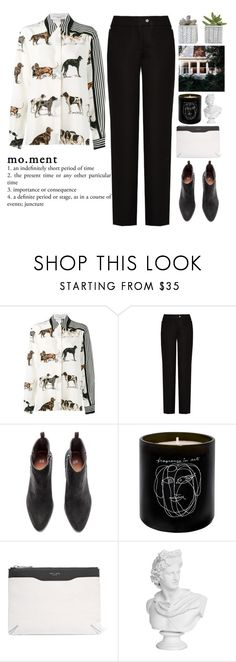 """""""Do not look for excuses to those with whom you are unhappy"""" by holly-k15 ❤ liked on Polyvore featuring STELLA McCARTNEY, Acne Studios, Maison Bereto and rag & bone"""