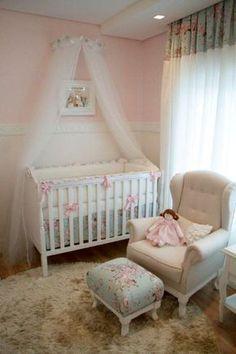 Quarto de Bebê Provençal: + de 50 ideias de decoração