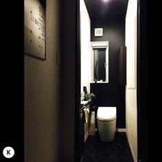 kazuya.designさんの、NEOREST AH1,toto,枝のオブジェ,観葉植物,モノトーン,バス/トイレ,のお部屋写真