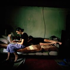 Ivor Prickett: Photojournalist (IdeasTap)