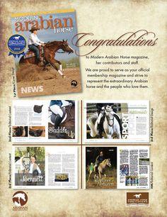 AHP Award Winning Magazine