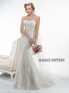 Large View of the Abigail Bridal Gown