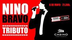 Tributo a Nino Bravo, en Casino Cirsa Valencia - http://www.valenciablog.com/tributo-a-nino-bravo-en-casino-cirsa-valencia/