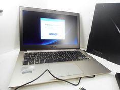 ASUS ZENBOOK UX32A-XB51 13 3  NOTEBOOK $1058 value