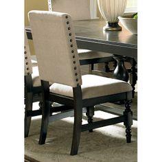 Steve Silver Side Chair $249