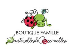 Accueil - Jeux pour enfant - Sauterelles et Coccinelles Coin, Decal, Small Bench, Ladybugs, Toys, Child Room