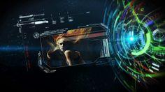 Holographic Gadget Displays. Portfolio here: videohive.net/user/edum/portfolio?ref=edum