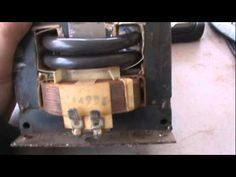 Home Made Spot Welder Pt 1 - YouTube