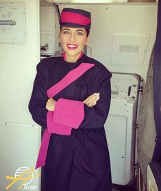 【ギリシャ】スカイ・エクスプレス 客室乗務員 / Sky Express cabin crew【Greece】 Cabin Crew, Europe, Dresses, Fashion, Vestidos, Moda, La Mode, Fasion, Dress