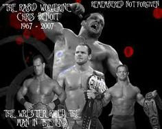 """The Rabid Wolverine"" Chris Benoit ♡♡ 1967-2007   Gone But Never Forgotten"