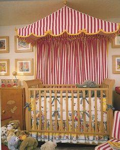 Decorating theme bedrooms - Maries Manor: Circus Carnival Theme Bedroom Decorating