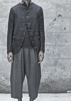 Ziggy Chen S/S 2014 Introspective Explorations of Archetypal Form