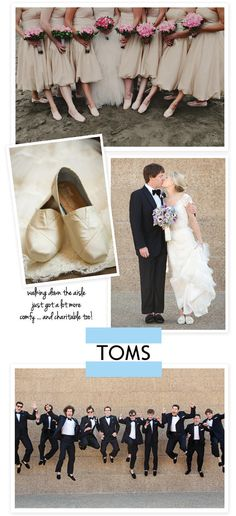 TOMS Wedding Collection!