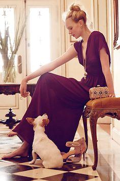 Epilogue Maxi Dress! #anthrofave