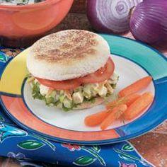 Chicken Salad Sandwiches Allrecipes.com