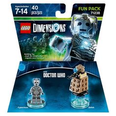 Lego Dimensions Dr. Who Fun Pack