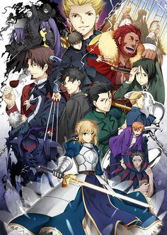 Fate/zero crew