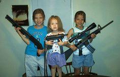 Keith Johnson Wellington NZ: Gun Licences for Kids