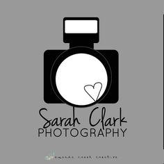 Premade Photography Business Logo - Premade Design for Photographer - Premade Logo - Logo - Logo Design $30